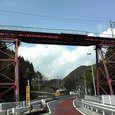 鉄橋(青梅線?)