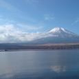 富士山(逆さ富士)